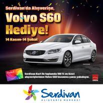Serdivan AVM'den Ziyaretçilerine Özel Volvo S60 Çekilişi