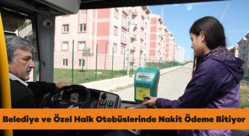 Minibüs ve Otobüs Ücretlerine Zam Geldi, Kart54 Zorunlu Oldu