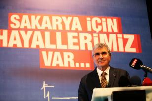 AK Parti Başkan Adayı Ekrem YÜCE Seçim Projelerini Açıkladı