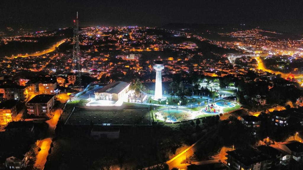 Sakarya Maltepe Park ve AdaKule Hizmete Açıldı (Nasıl Gidilir? Ücretler Nedir?)