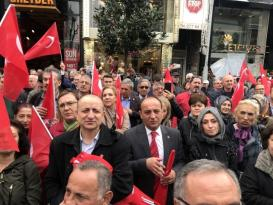 İyi Parti ve CHP li Milletvekillerinden Ortak Tank Palet Açıklaması