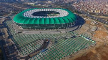 Sakaryaspor – Fatih Karagümrük Final Maçı Bursa'da