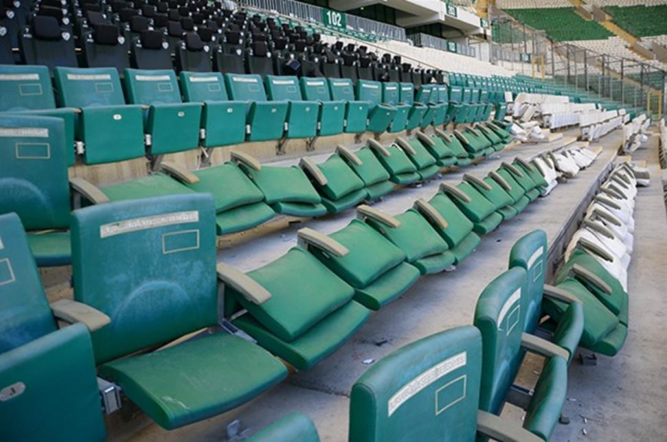 Sakarya – Karagümrük Maçının Bursa'ya Zararı 1.5 Milyon TL (1)