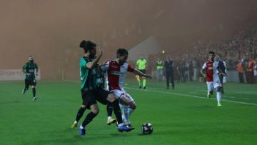 Sakaryaspor Samsun'da 0-0 'lık Skor İle Yarı Finali Kaptı