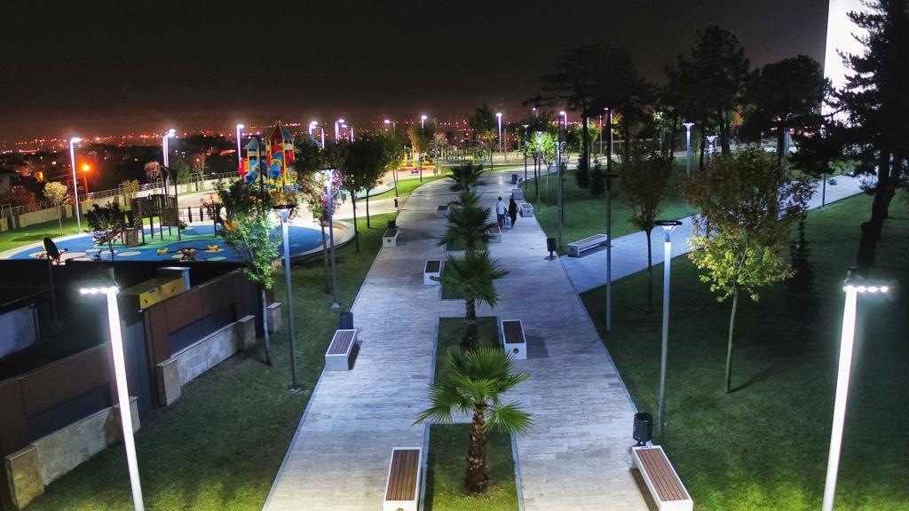 Sakarya Maltepe Park ve AdaKule